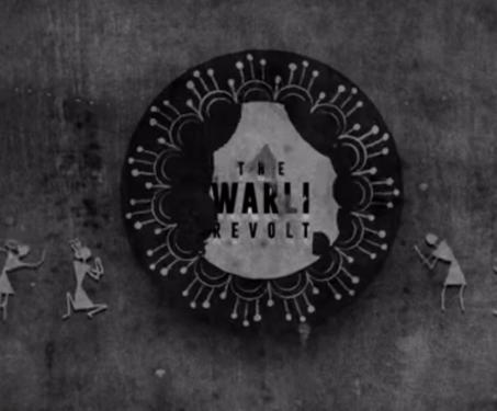 Rhythm Of The Earth - Warli