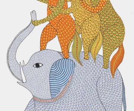 Gond Elephant