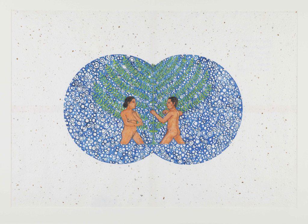 Dibin Thilakan - Tales of the Land - Contemporary Art, Dibin Thilakan, Kerala, Poetry & Nature