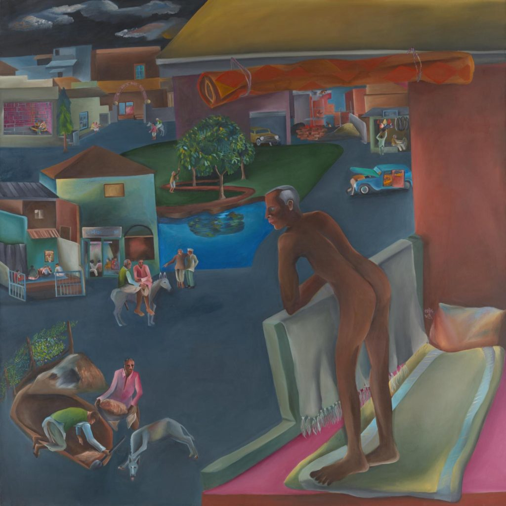 Bhupen Khakhar and the Queering of Modern Art in India -