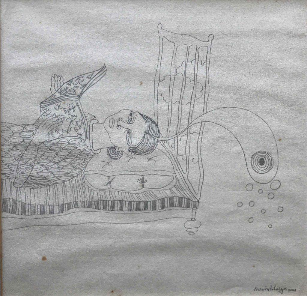 Art Jargon and What It Really Means - Alexander Gorlizki, Arpita Singh, Babu Xavier, Badri Narayan, Bhupen Khakhar, Contemporary Art, Dhruvi Acharya, FN Souza, Gopa Trivedi, Jamini Roy, Krishen Khanna, Manish Soni, Manisha Gera Baswani, Manjunath Kamath, Modern Art, Paul Bhonsle, Pradeepkumar KP, Zarina Hashmi