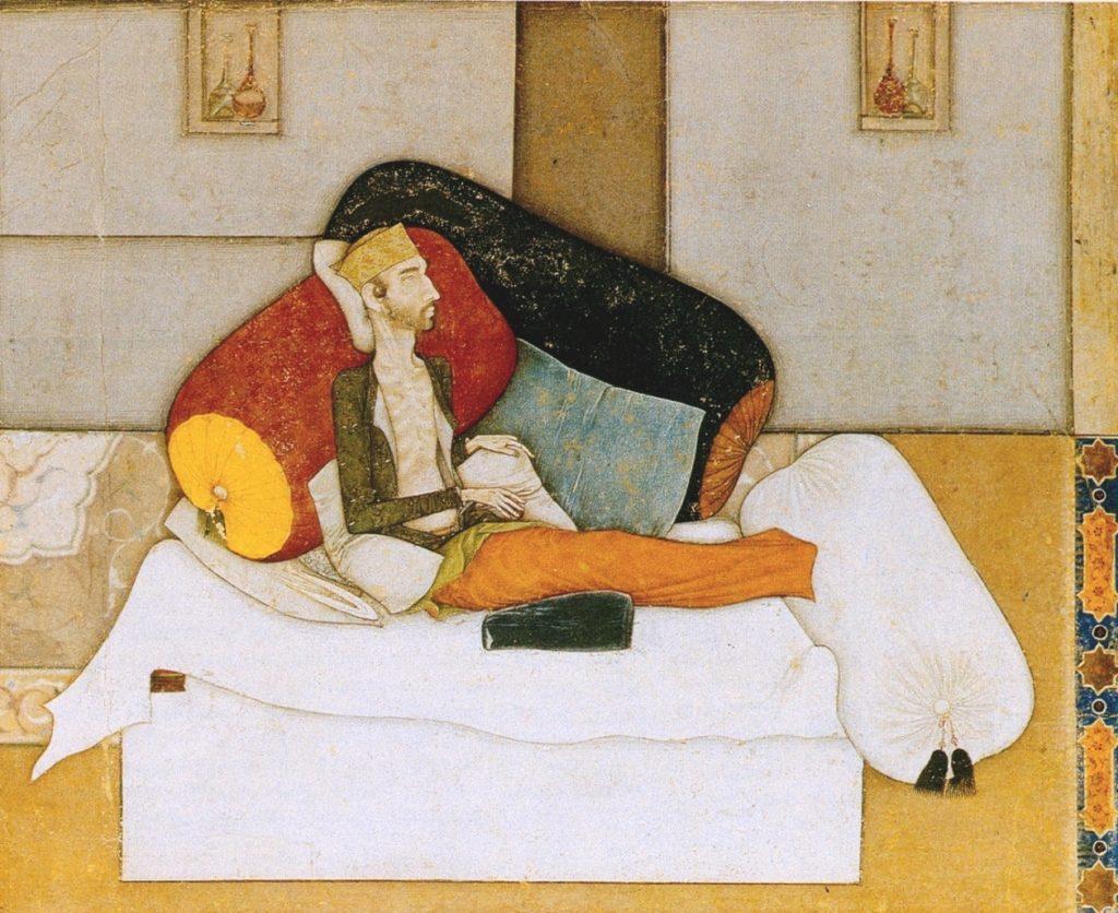 The Time-Lapse Art of Gopa Trivedi - Gopa Trivedi, Miniature Painting, miniatures, Mughal miniatures