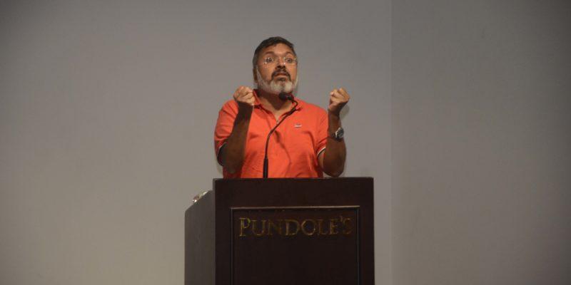 'Divinity Code: Reading Hindu Mythology' by Devdutt Pattanaik - Talks