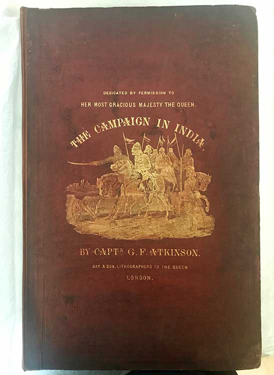 Works of Fiction: The Uprising of 1857 from the British point of view - 1857 Uprising, Battles & Battlefields, Indian Uprising of 1857, rare books