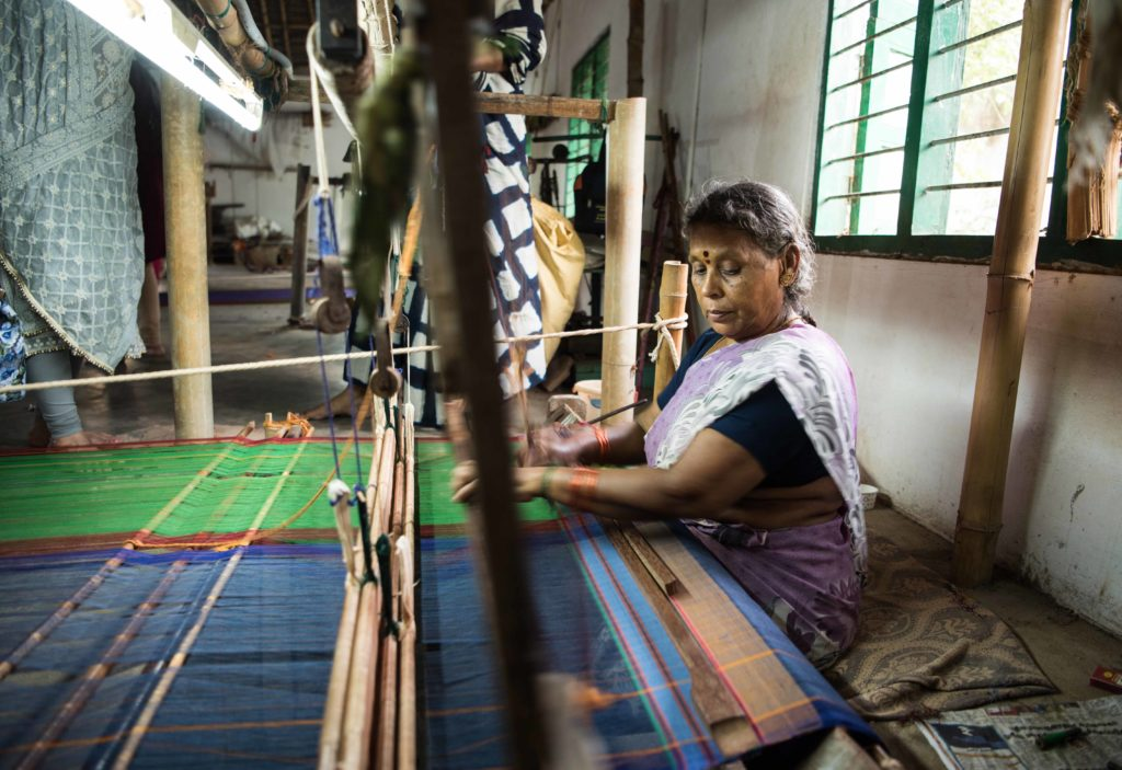Kandangi Weaves - A History of the Famous Chettinad Sari - Chettinad, History of Style, Tamil Nadu, Textiles