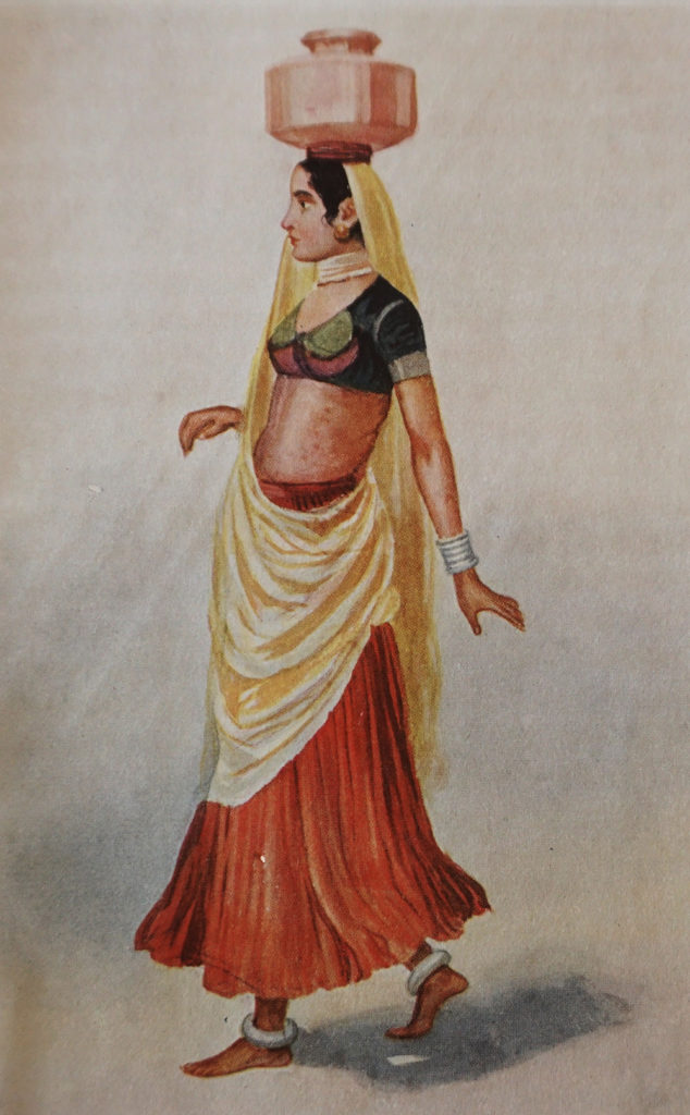 Shape Shifting: Tracing Classic Indian Style Silhouettes Through The Ages - Costume, Costumes, Dancers & Costumes, Fashion, Mughal, Nizam, Style