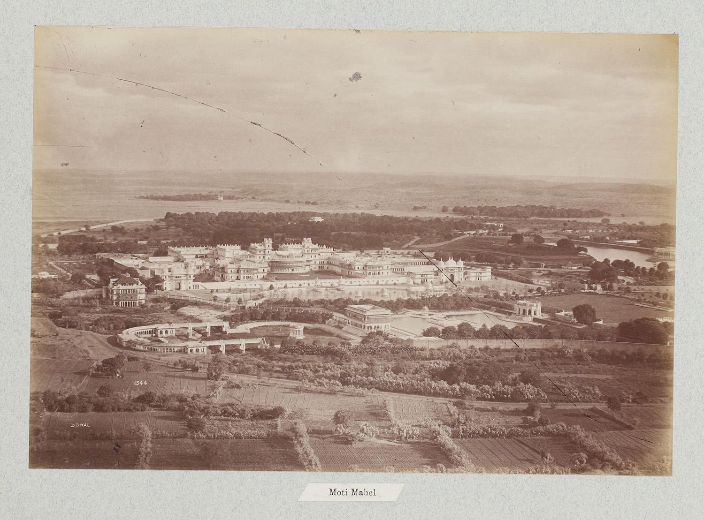 Visiting Lala Deen Dayal's India - 19th century, Hyderabad, Lala Deen Dayal, Nizam, photography