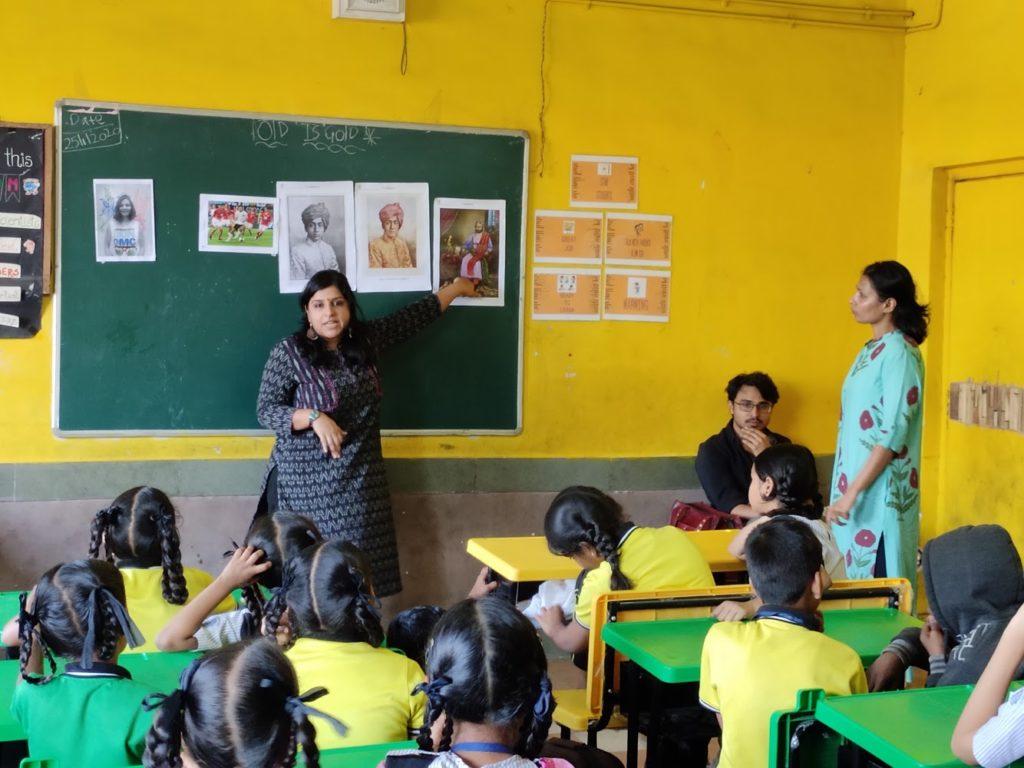 Saturday Art Class - Children, Saturday Art Class, Tholu workshop, Workshops