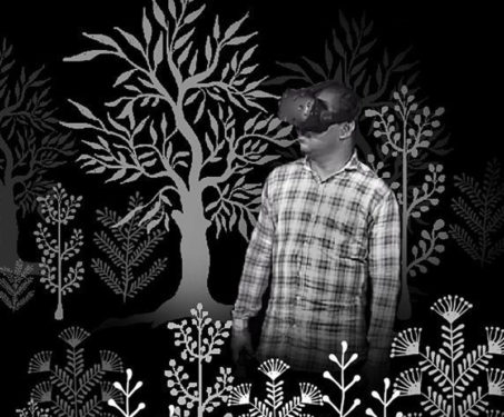 Hidden Figures - Warli