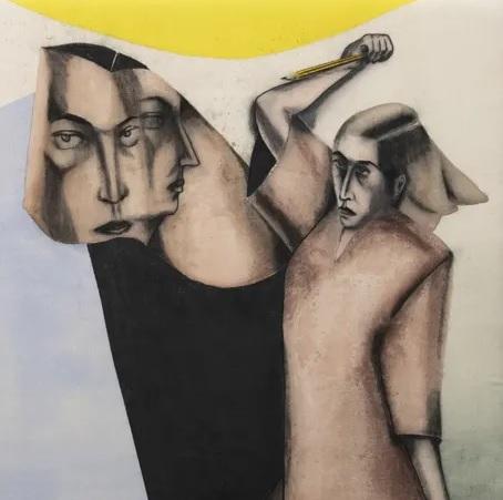 Anju Dodiya Returns to Chemould - Contemporary Art