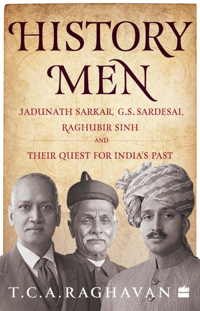 The man behind History Men - Biography, Books, British India, Historian, history books, India, Indian history