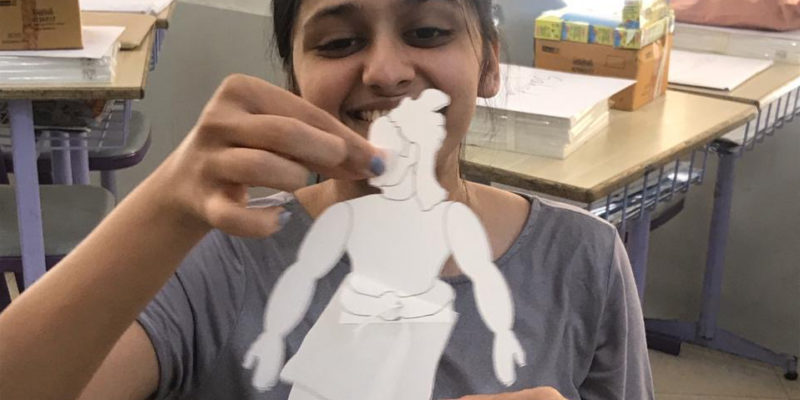 Teacher training – Saturday Art Class - Sarmaya @School