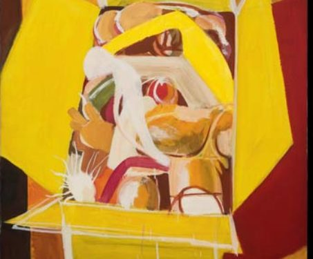 Mehlli Gobhai Retrospective - abstract art, Contemporary Art, Ranjit Hoskote