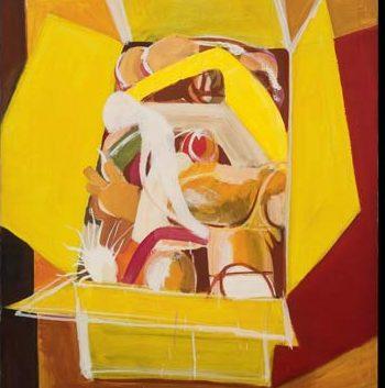 Mehlli Gobhai Retrospective - abstract art, Contemporary Art, Ranjit Hoskote
