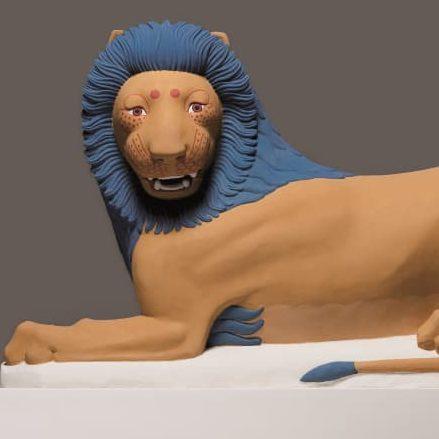 Reimagining Colour in Antiquities - art history, sculpture