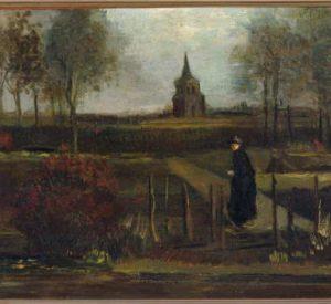 Van Gogh Painting Stolen - News