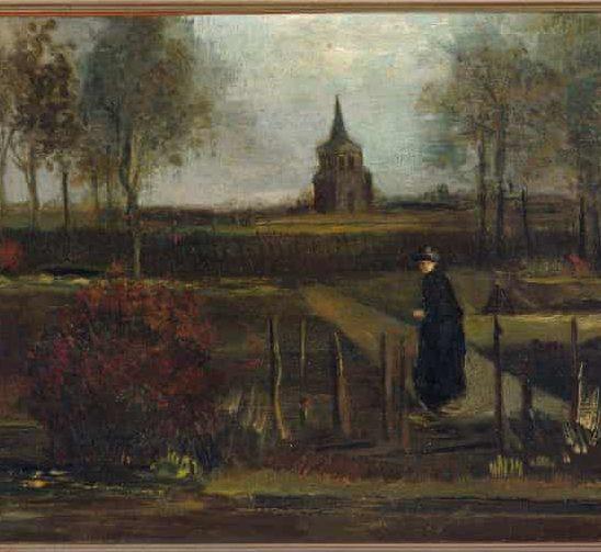 Van Gogh Painting Stolen - Van Gogh