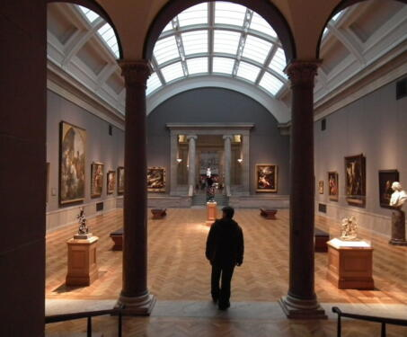 THE TOLL ON MUSEUMS - museums