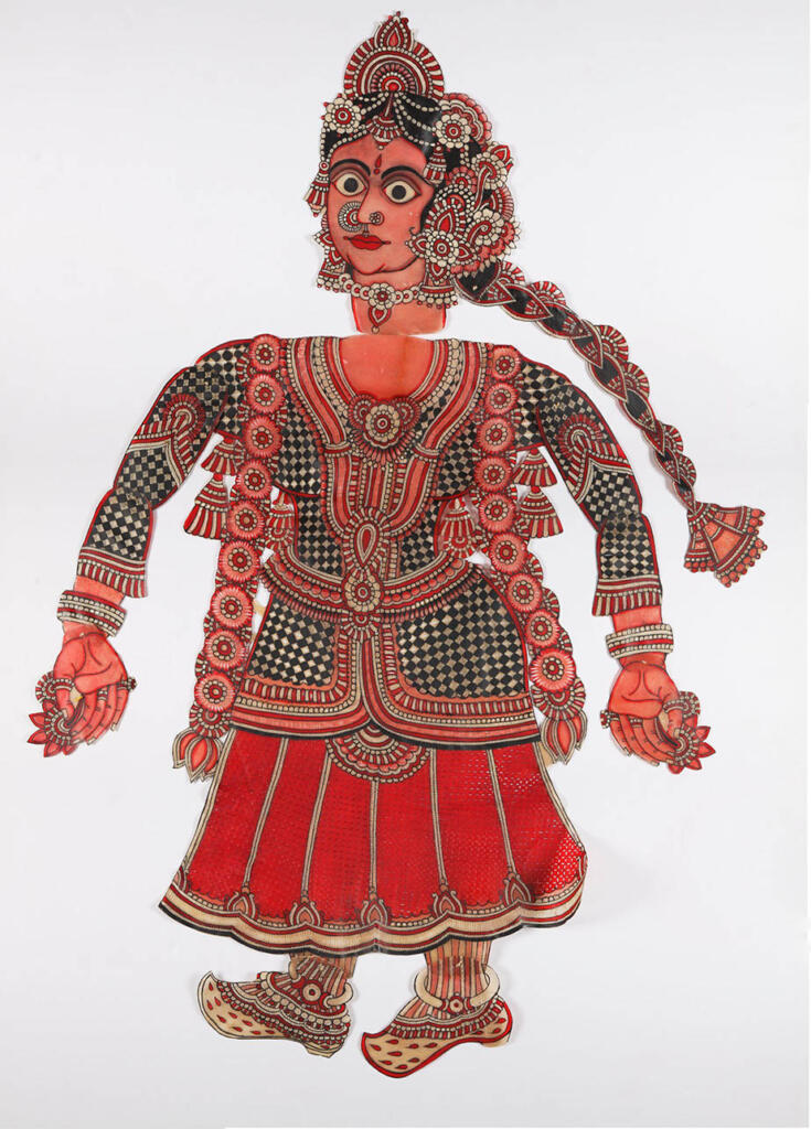 Exploring the South Indian Tradition of Shadow Puppetry - Leather puppets, Puppetry, Shadow Puppets, tholu bommalaata