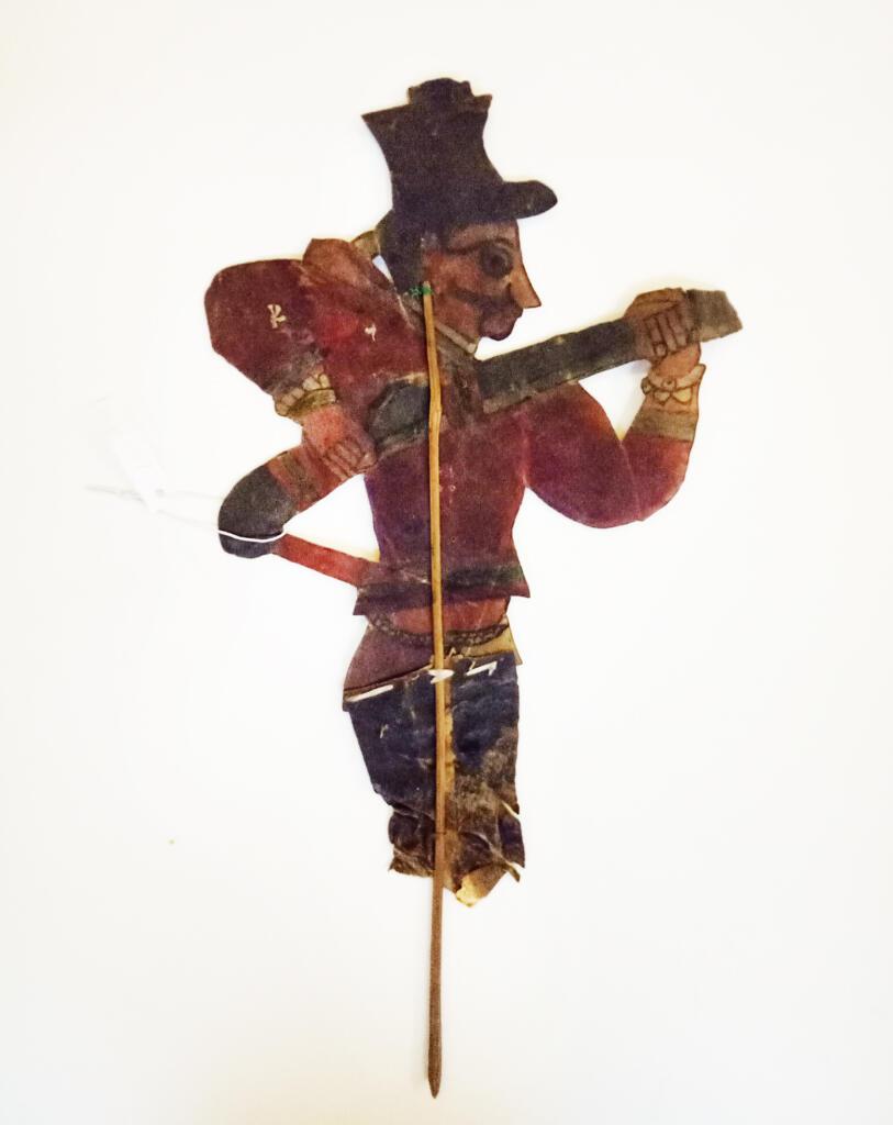 Chithambara Rao: Puppet Maestro - Leather puppets, Puppetry, S Chidambara Rao, Shadow Puppets, tholu bommalaata