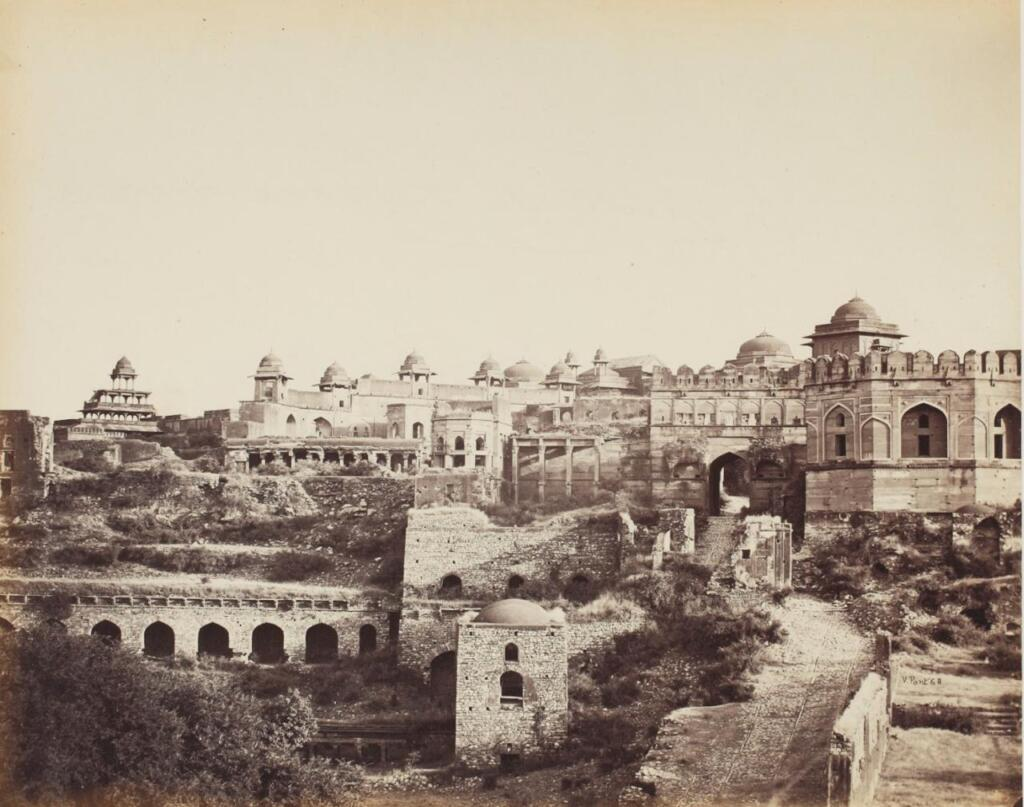 Frozen Music - Landmarks from Iconic Hindi Film Songs -