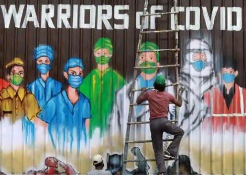 Tribute in Murals - murals