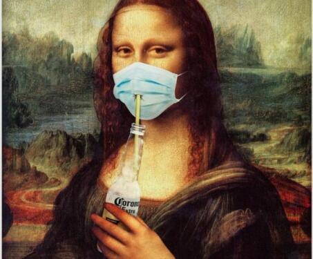 Masks in Art -