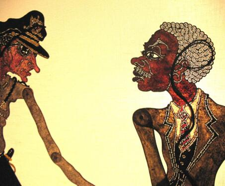 Casting Long Shadows - Puppeteer Michael Richardson On Tales That Travel - Shadow Puppets, tholu bommalaata