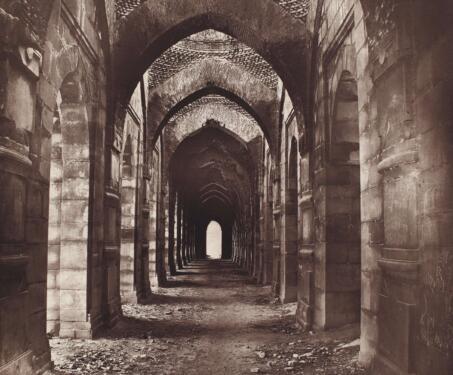 Gaur: Glory, Ruin, Rediscovery - Bengal, Bengal Presidency