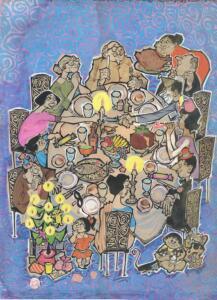 Staying in with Mario de Miranda - Art, Indian art, Mario de Miranda, now reading, Reads