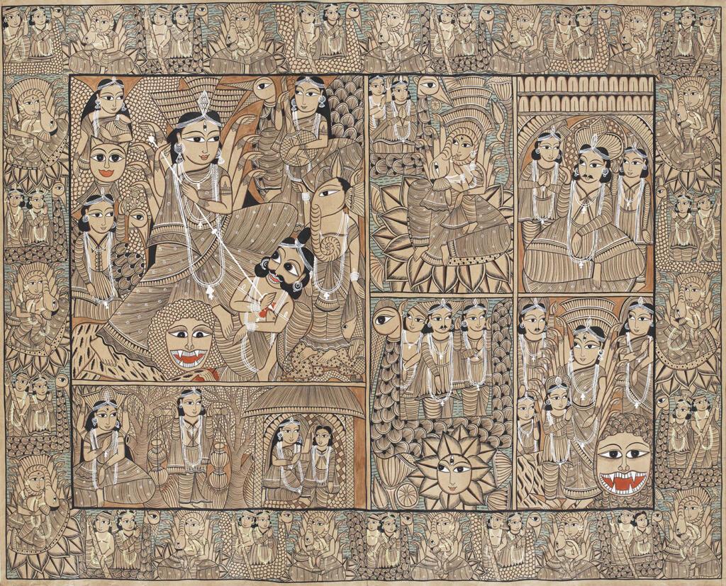 Goddess of the People - Ma Durga comes to Kolkata - Bengal, Bengal Presidency, Calcutta, Durga, Gods & Goddesses, Kolkata, Mother Goddess