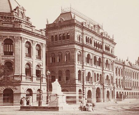 Writers' Building, Calcutta - East India Company