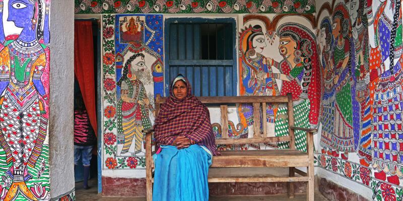 Sarmaya presents 'Madhubani – Art from a Sacred Land' - Films