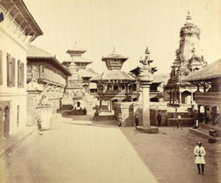 Bhaktapur's Mithila influence - India, Kathmandu, Maithil, Mithila, Nepal