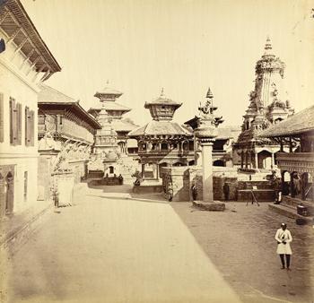 Bhaktapur's Mithila influence - Reads