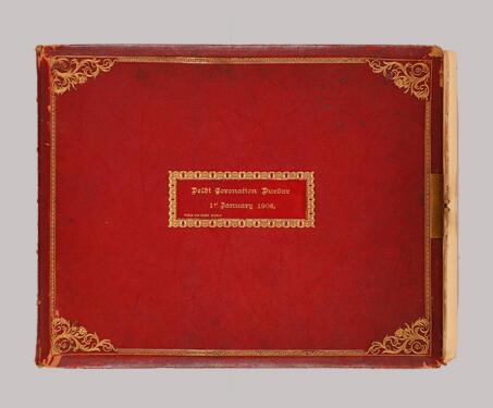 Delhi Coronation Durbar, 1st January 1903 by Wiele and Klein - 20th century, British Raj, Colonial India, Curzon, Delhi, Delhi Durbar, Durbars & Colonials