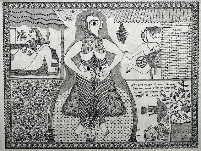 Nature & Nurture in the Art of Pushpa Kumari - Reads