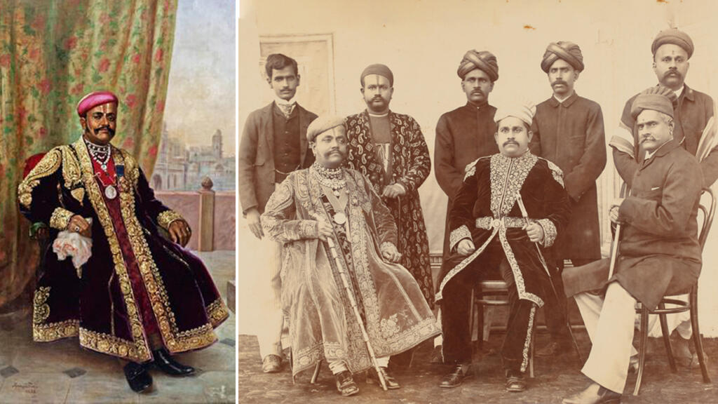 India's OG Influencers – The expressive portraits of 19th-century royalty - featured, Indian Royals, Kings & Countrymen, photography, Platinum Prints, Portraits, Royalty