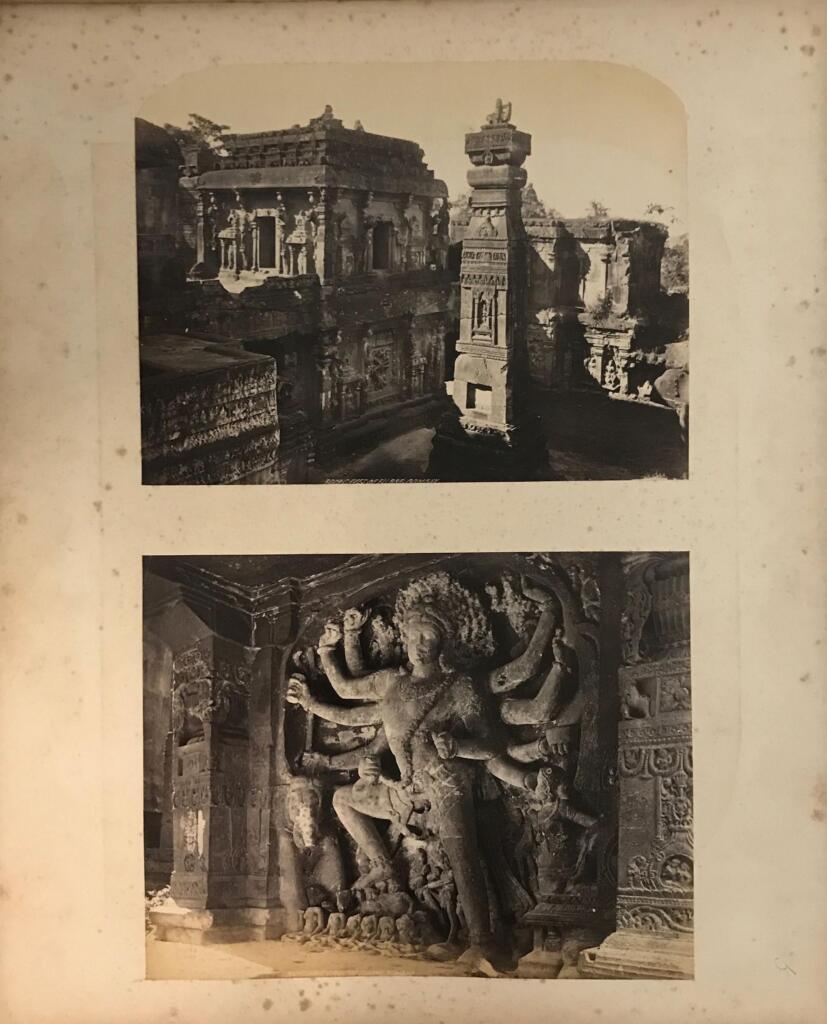 Photo Album: Views, India Tour. 1881 - 19th Century Photography, photo album, Samuel Bourne