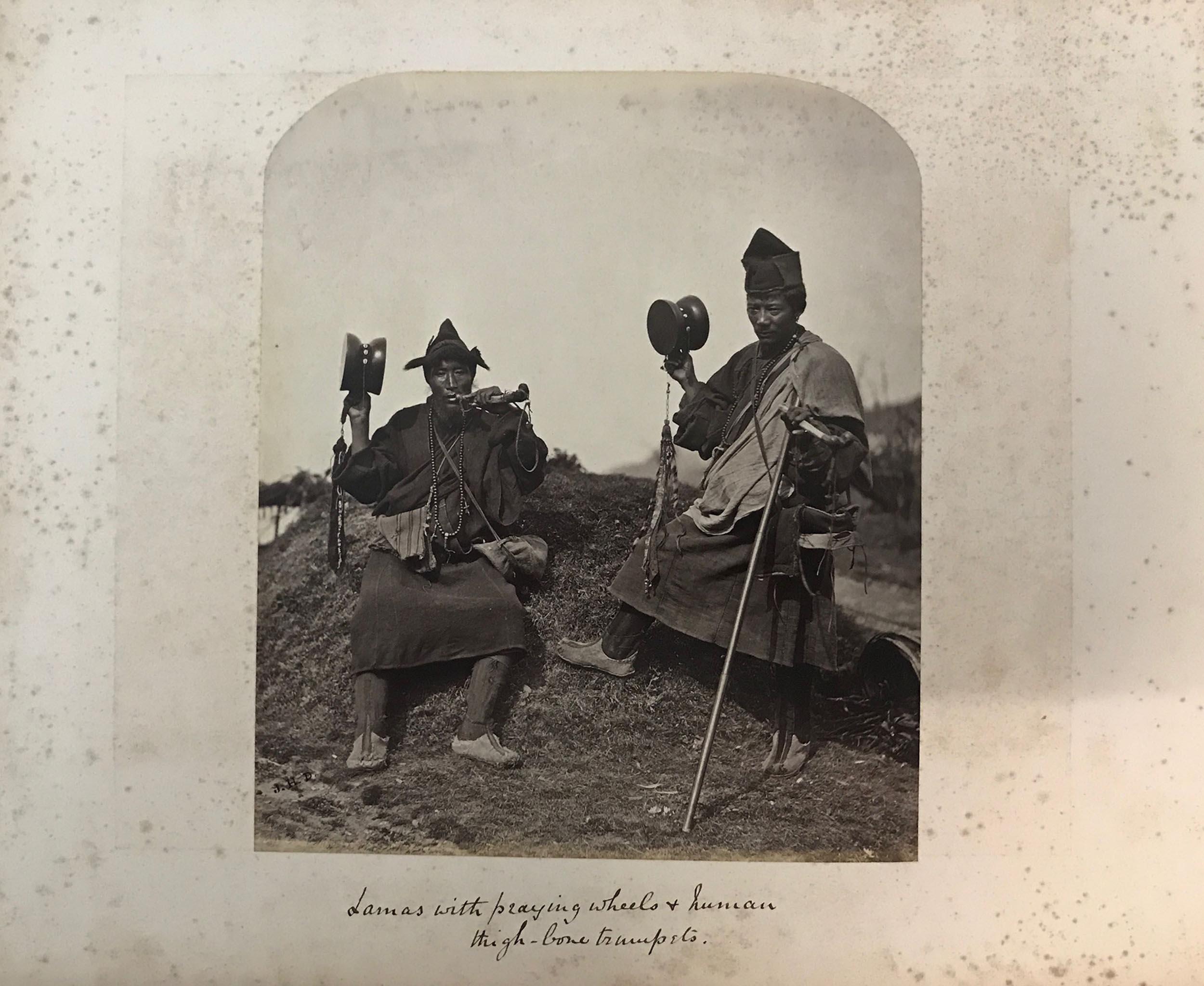 Photo Album: Views, India Tour. 1881 - Samuel Bourne