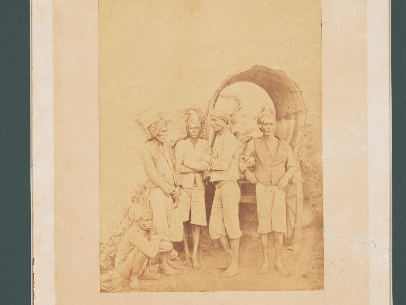 Who is an Indian – Crafting Identity Through Photography - 19th Century Photography, Ethnography, featured, Kings & Countrymen, photography, Portraits