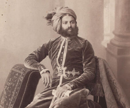 India's OG Influencers – The expressive portraits of 19th-century royalty - photography