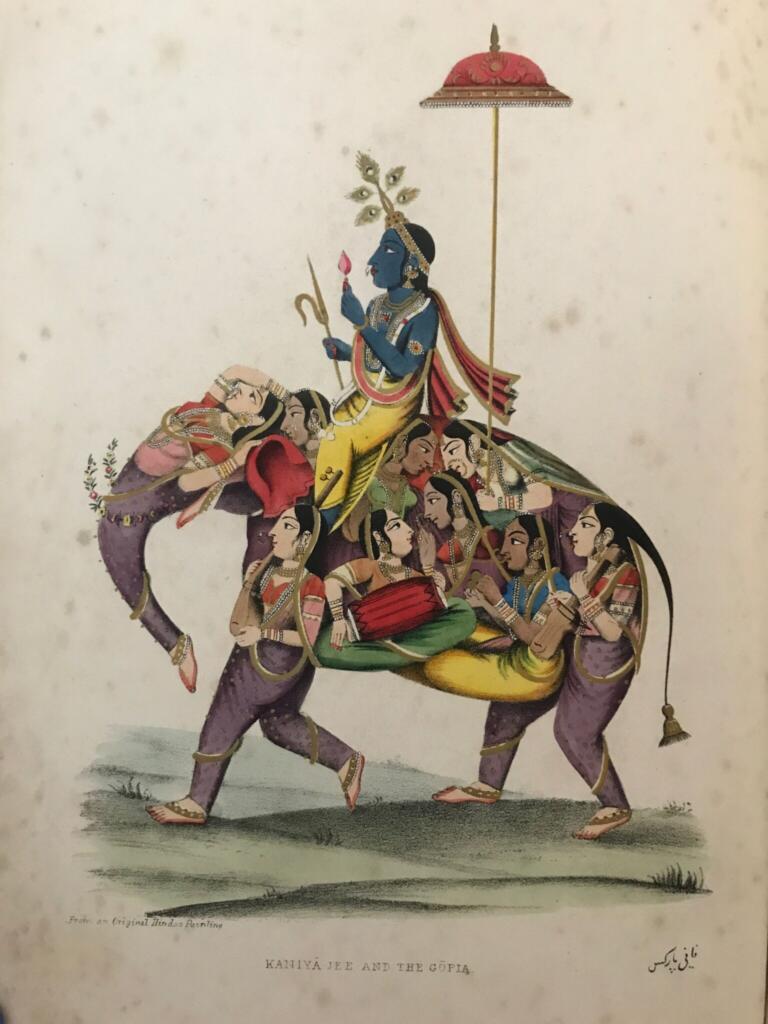 Wanderings of a Pilgrim; Rarebook by Fanny Parkes Parlby - 19th century India, fanny parkes parlby, Rare Book, Travel, Travelogue, Zenana