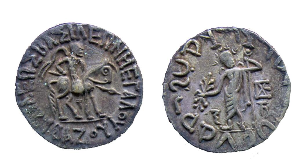 Metal Head: Royal Portraiture on the Ancient and Medieval Coins of India - Akbar, Ancient Coins, Chola, Chola Dynasty, featured, Indo -Greek, Jahangir, Kushana, Medieval Coins, Mughal, Mughal Coins, Portraits, Raja Raja Chola I, Satavahana