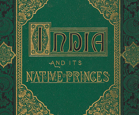 India and its Native Princes - 19th century India, Colonial India, Louis Rousselet, Travelogues