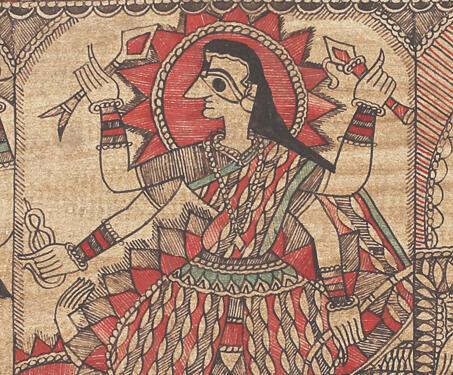 Maa Kaali - Indigenous & Tribal Art