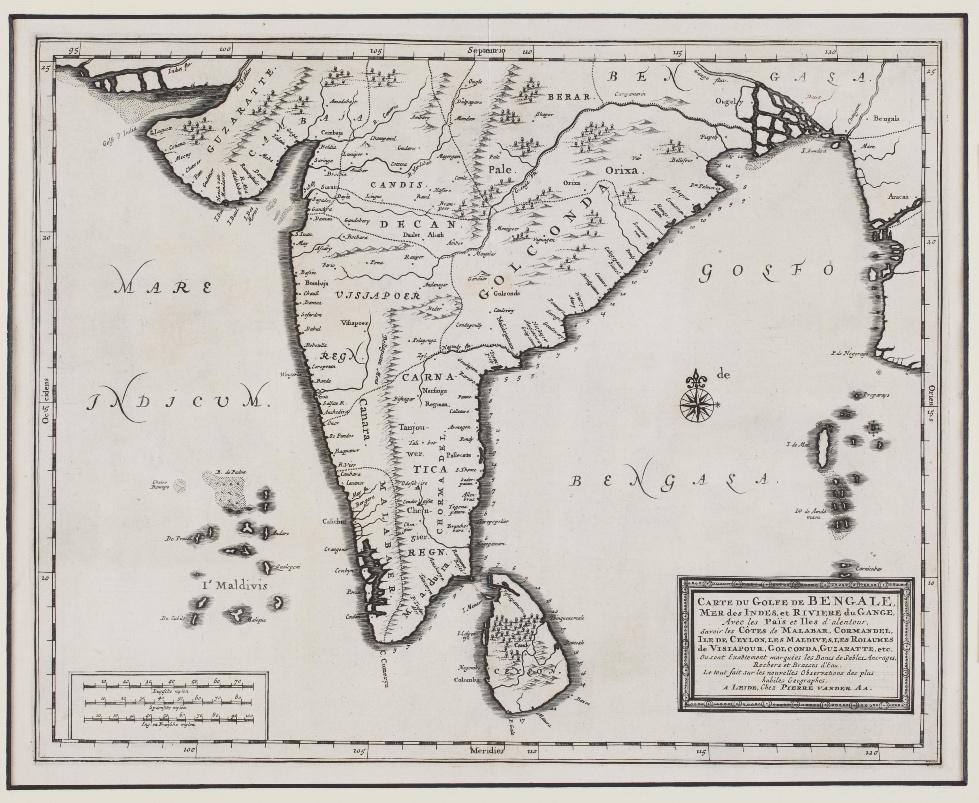 Rock & Ruler: Golconda's Trail of Diamonds - Age of Empires, British, Deccan, Diamonds, featured, Golconda, Hyderabad, Mughal, Nizam, Qutb Shah, Sultanate