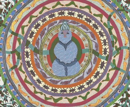 Bada Dev - Indigenous & Tribal Art