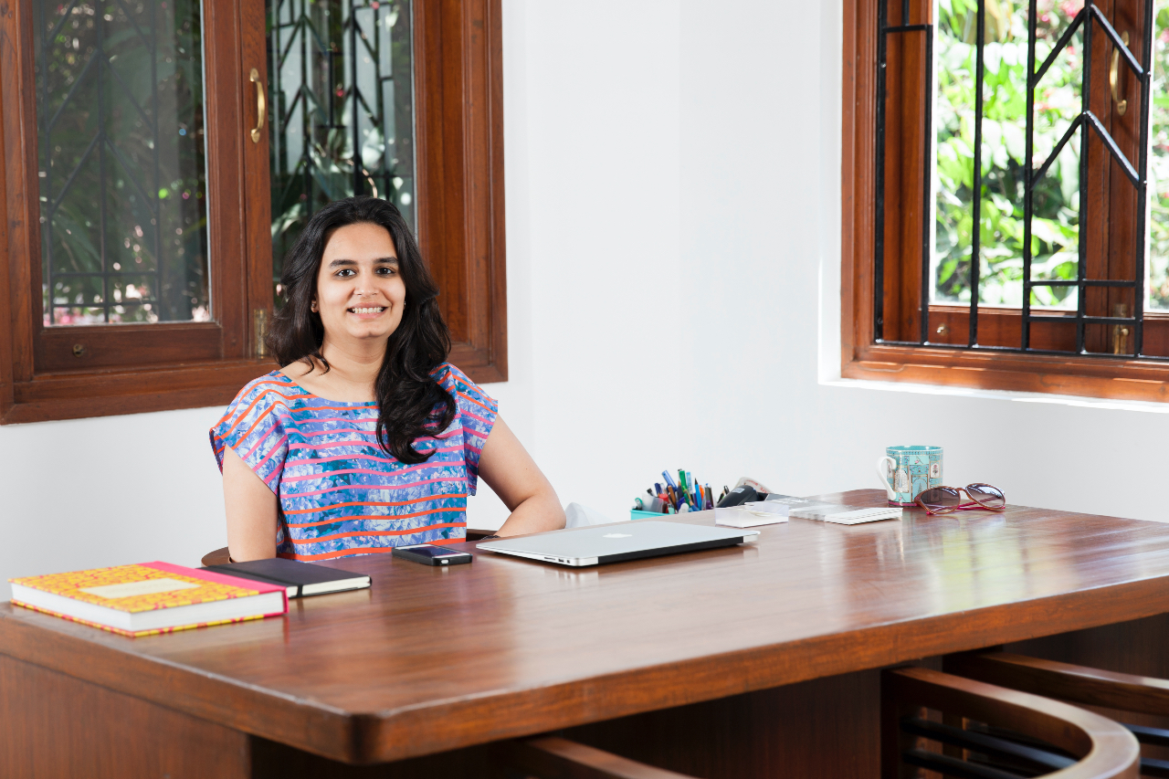 Sarmaya X TARQ: In conversation with Hena Kapadia - Reads