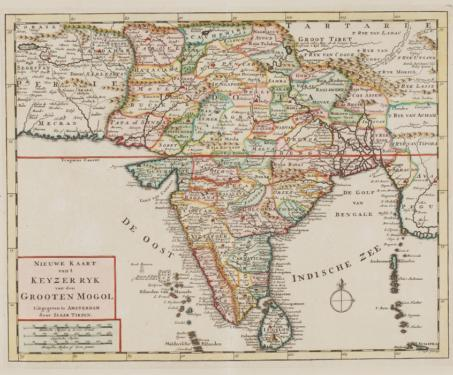 Drawing Lines – Early maps of India - Cartography, Indian Cartography, Maps, Shifting Selves